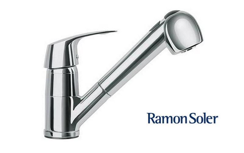 RAMON SOLER Mitigeur évier avec douchette Robinetterie de cuisine Cuisine Equipement  |