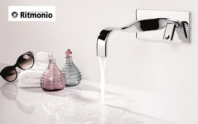 Ritmonio Mitigeur bain mural Robinetterie Bain Sanitaires  |