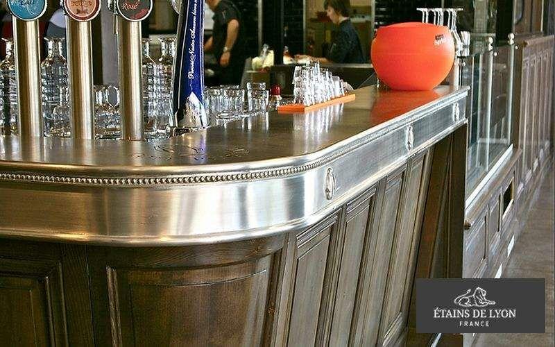 Les Etains De Lyon Comptoir de bar Bars Tables & divers  |