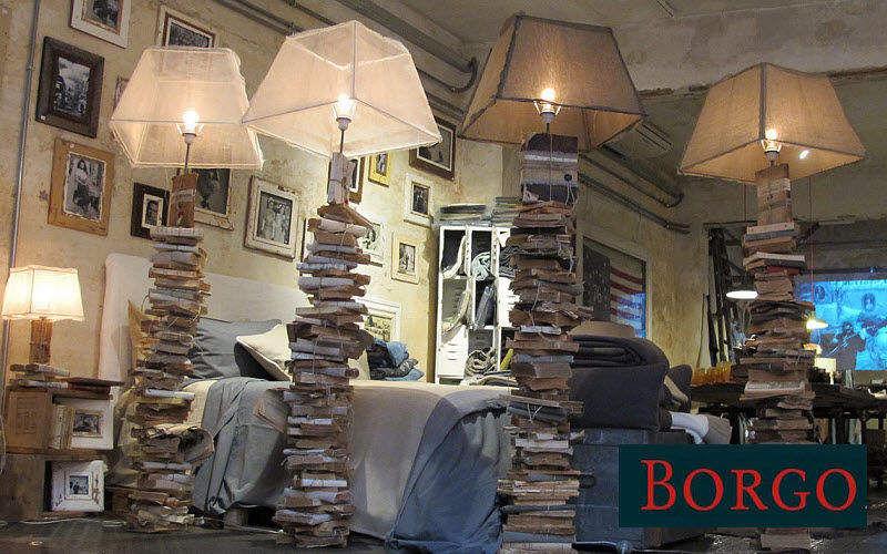 BORGO DELLE TOVAGLIE Lampadaire Lampadaires Luminaires Intérieur  | Décalé