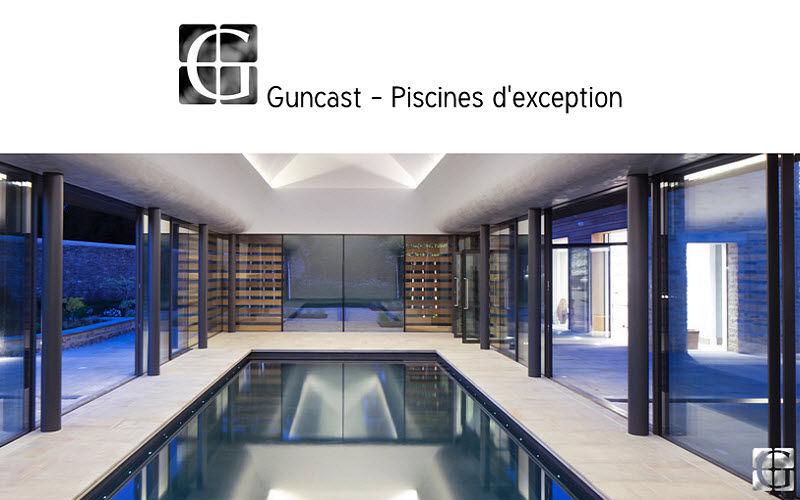 GUNCAST Piscine d'intérieur Piscines Piscine et Spa  |