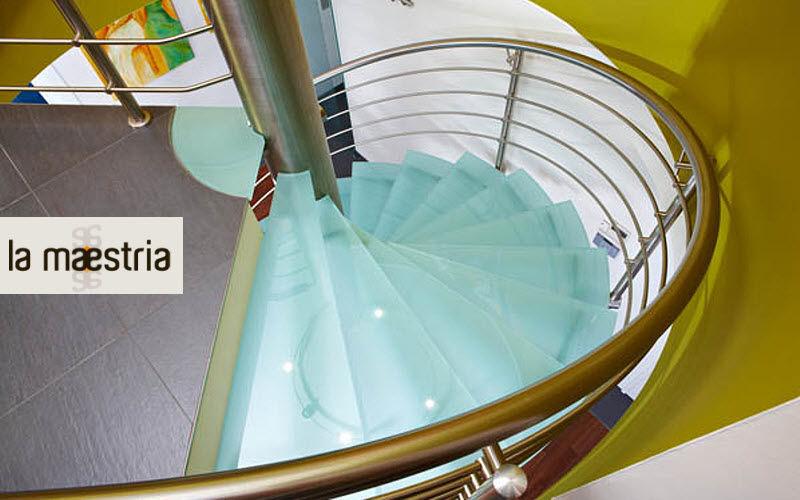 LA MAESTRIA Escalier hélicoïdal Escaliers Echelles Equipement  |
