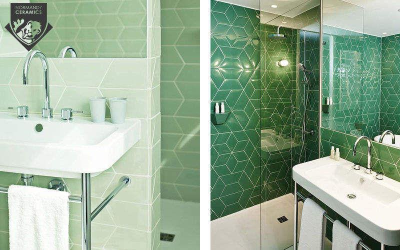 FAUVEL- NORMANDY CERAMICS Carrelage salle de bains Carrelages Muraux Murs & Plafonds  |