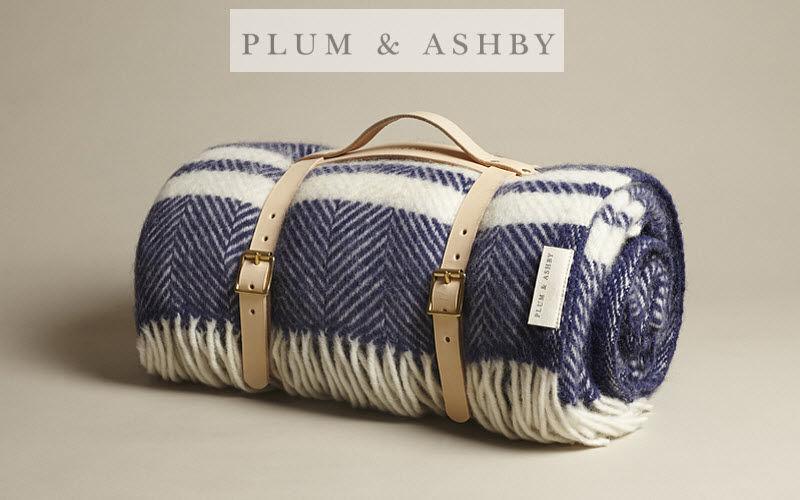PLUM & ASHBY Couverture pique-nique Couvertures Linge de Maison  |