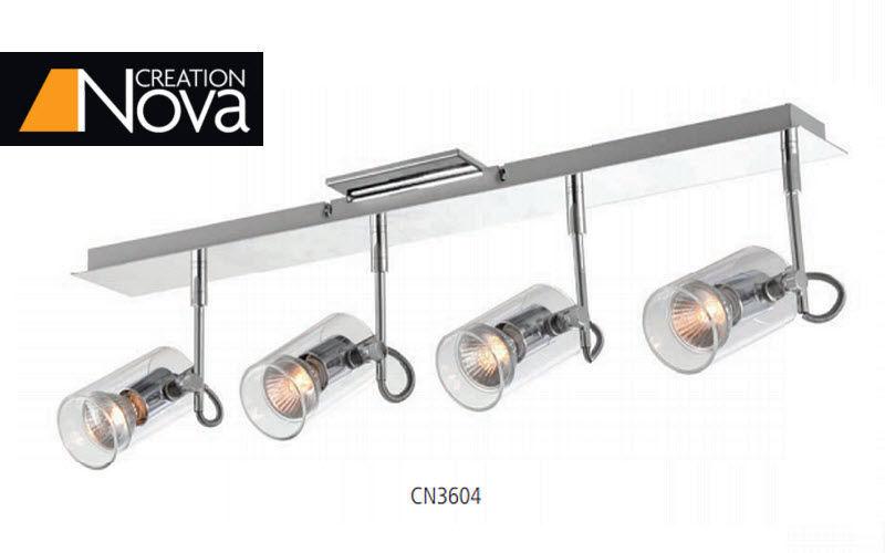 CREATION NOVA Rail de spots Spots Luminaires Intérieur  |