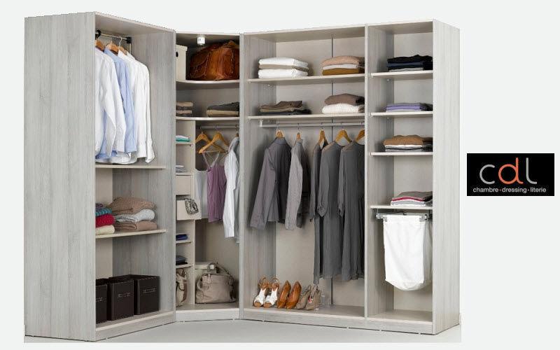 CDL Chambre-dressing-literie.com Dressing d'angle Dressings Rangement Dressing  |