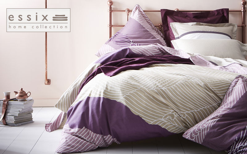 Essix home collection Parure de lit Parures de lit Linge de Maison Chambre   Design Contemporain