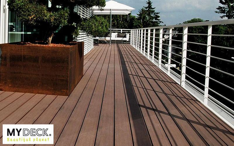 MYDECK Plancher de terrasse Sols extérieurs Sols  |