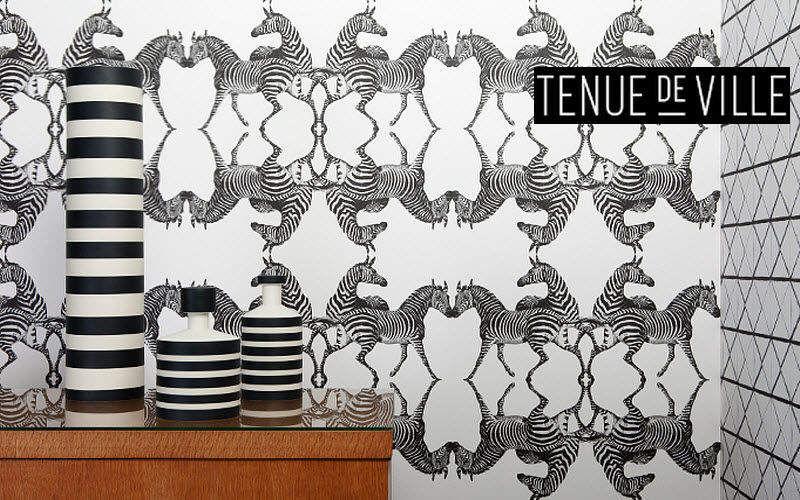 TENUE DE VILLE Papier peint Papiers peints Murs & Plafonds  |