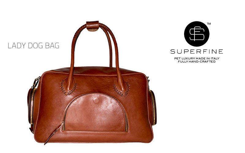 SUPERFINE PET LUXURY Sac de transport pour animaux sacs et accessoires En marge de la Déco  |