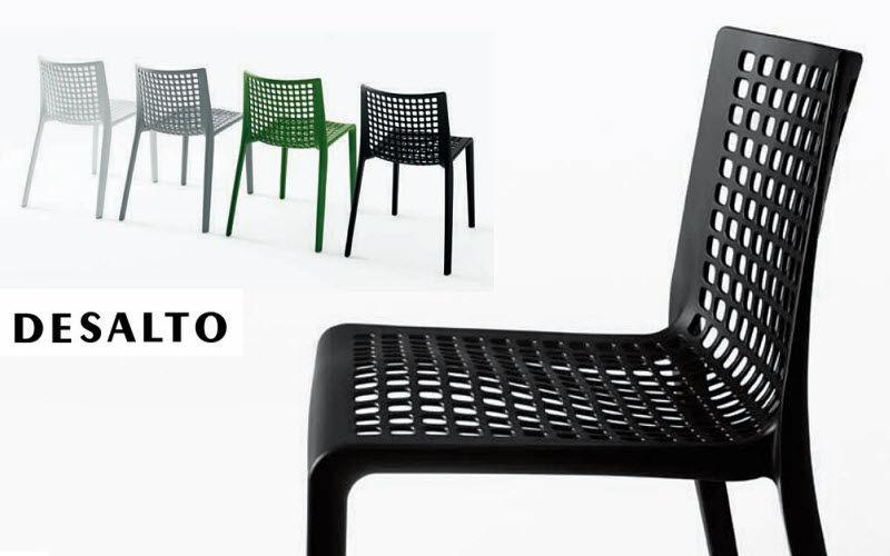 DESALTO Chaise empilable Chaises Sièges & Canapés  |