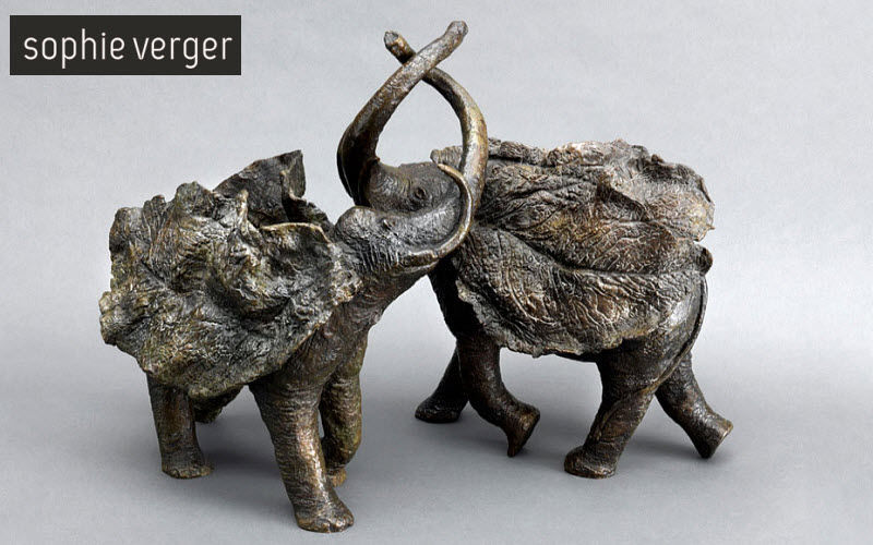 SOPHIE VERGER Sculpture animalière Sculptures Statuaires Art et Ornements  |