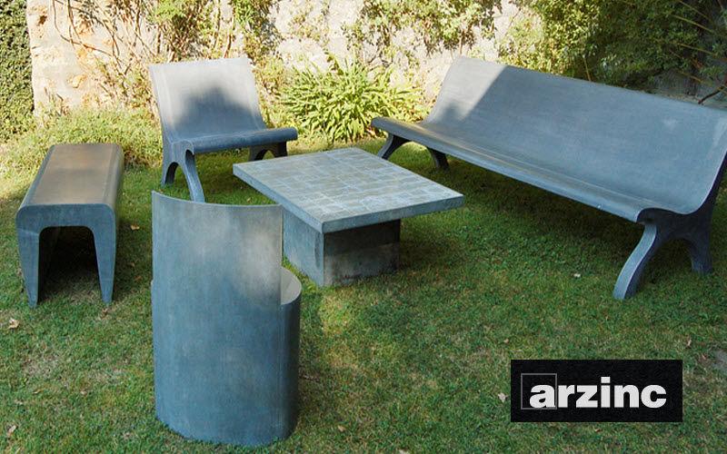 Arzinc Salon de jardin Salons complets Jardin Mobilier  |