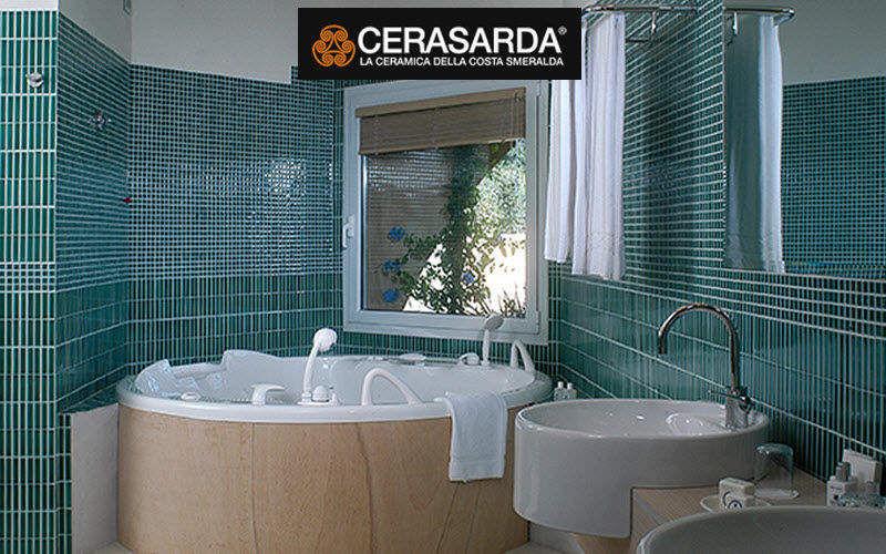 CERASARDA Carrelage salle de bains Carrelages Muraux Murs & Plafonds  |