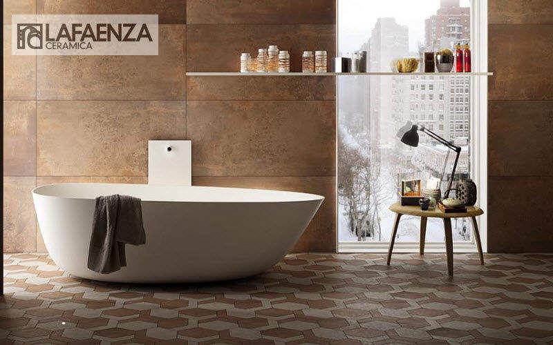 LA FAENZA Carrelage salle de bains Carrelages Muraux Murs & Plafonds Salle de bains | Design Contemporain