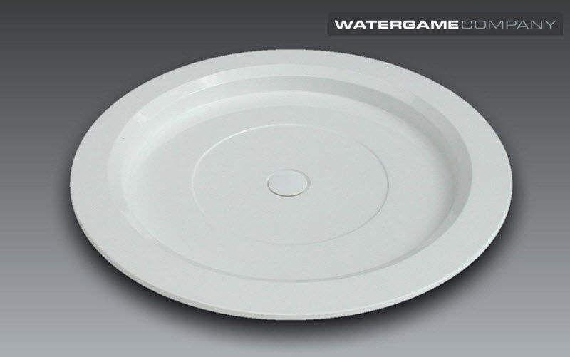 Watergame Company Receveur de douche à encastrer Douche et accessoires Bain Sanitaires   
