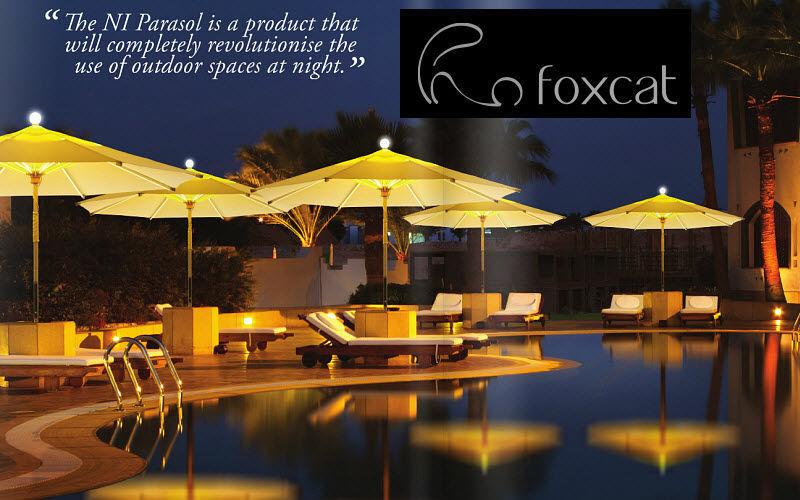 FOXCAT Parasol Parasols Tonnelles Jardin Mobilier  |