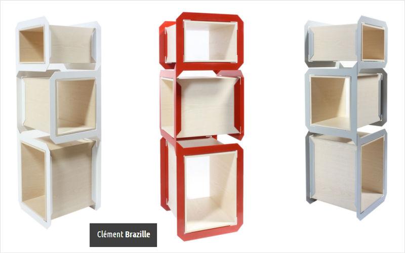 CLEMENT BRAZILLE Colonne de rangement Meubles à tiroirs Rangements   