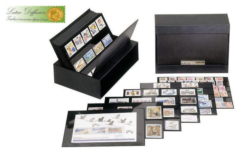 LUTECE DIFFUSION Boîte à timbres Boites décoratives Objets décoratifs  |