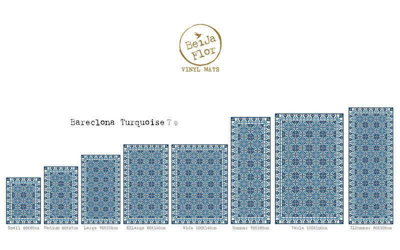 BEIJA FLOR- TAPIS VINYL Revêtement de sol vinyle ou PVC Revêtements de sol Sols  |