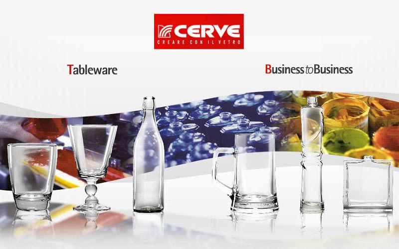 CerVe Verre à bière Verres Verrerie  |