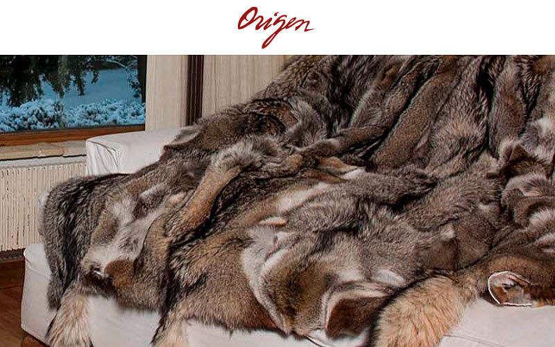 ORIGEN Jeté de canapé Couvre-lits Linge de Maison  |