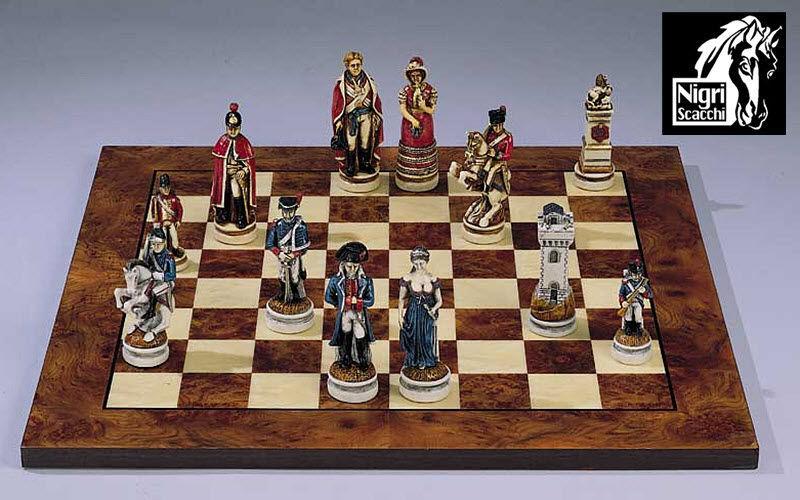 Nigri Scacchi Jeu d'échecs Jeux de société Jeux & Jouets  |