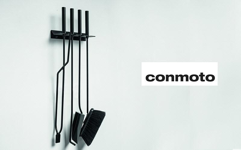 CONMOTO Serviteur de cheminée Accessoires de cheminée Cheminée  |