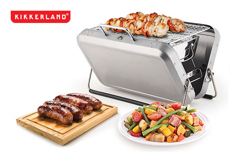 KIKKERLAND. Barbecue portable Barbecues Extérieur Divers  |