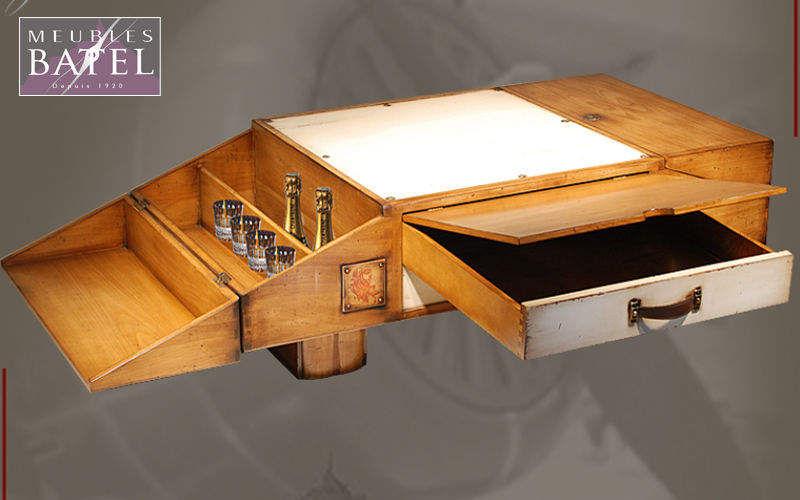BATEL Table basse bar Tables basses Tables & divers   