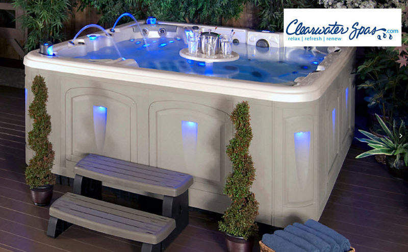 CLEARWATER SPAS     |