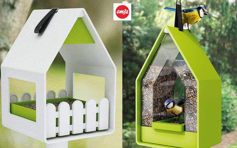 mangeoire oiseaux ornements de jardin decofinder. Black Bedroom Furniture Sets. Home Design Ideas