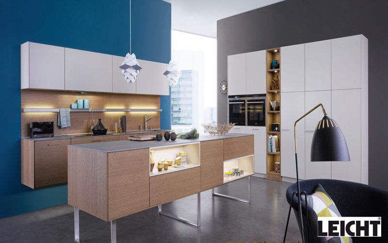 LEICHT Ilot de cuisine Meubles de cuisine Cuisine Equipement  |