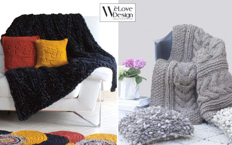 Welove design Plaid Couvre-lits Linge de Maison  |