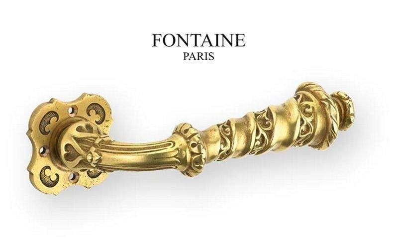 DECO  FONTAINE Paris Poignée béquille Poignées de portes Portes et Fenêtres  |