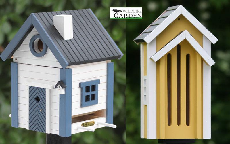 Wildlife Garden Maison d'oiseau Ornements de jardin Extérieur Divers  |