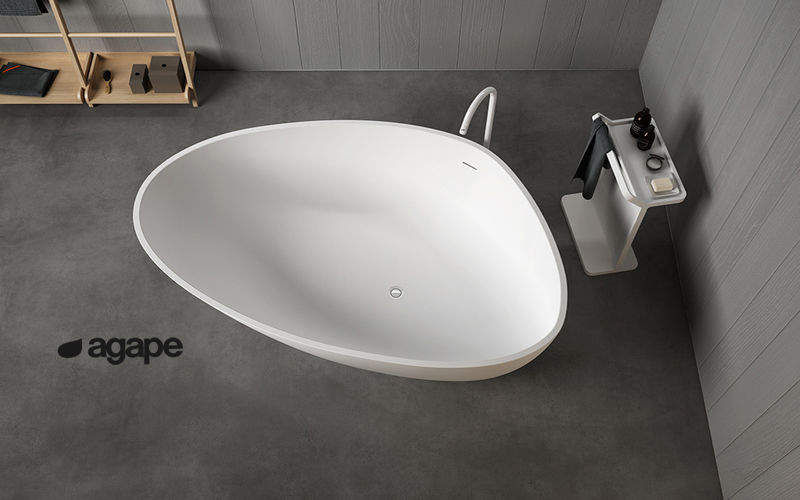 Agape Baignoire Ilot Baignoires Bain Sanitaires  |