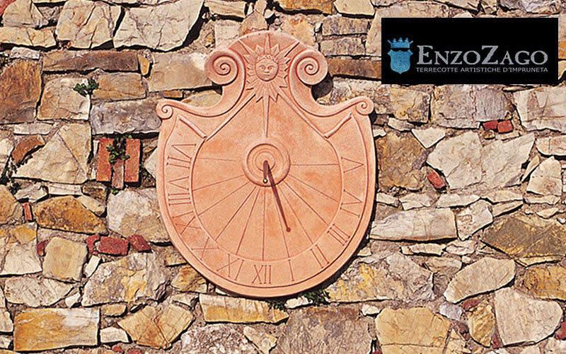 Enzo Zago Cadran solaire Ornements de jardin Extérieur Divers   