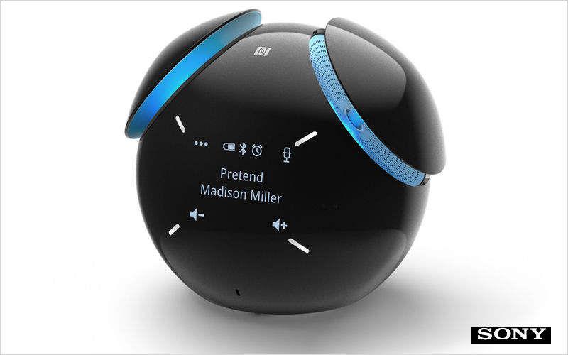enceinte acoustique hifi son decofinder. Black Bedroom Furniture Sets. Home Design Ideas