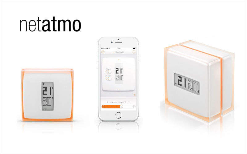 NETATMO Thermostat connecté Divers Domotique Domotique  |