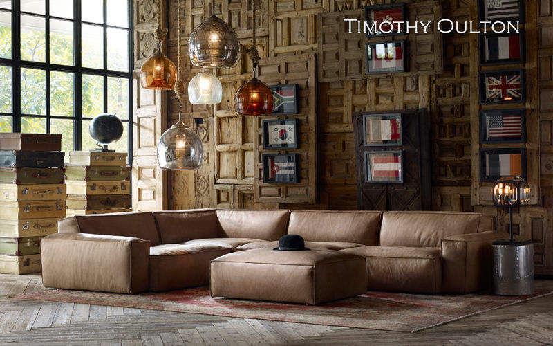TIMOTHY OULTON Canapé d'angle Canapés Sièges & Canapés  |
