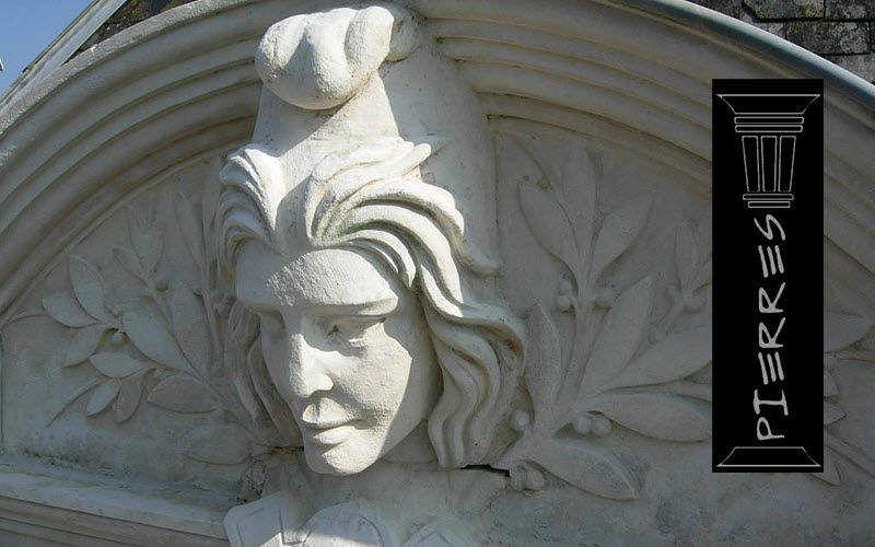 PIERRES Décor de façade Murs extérieurs Murs & Plafonds  |