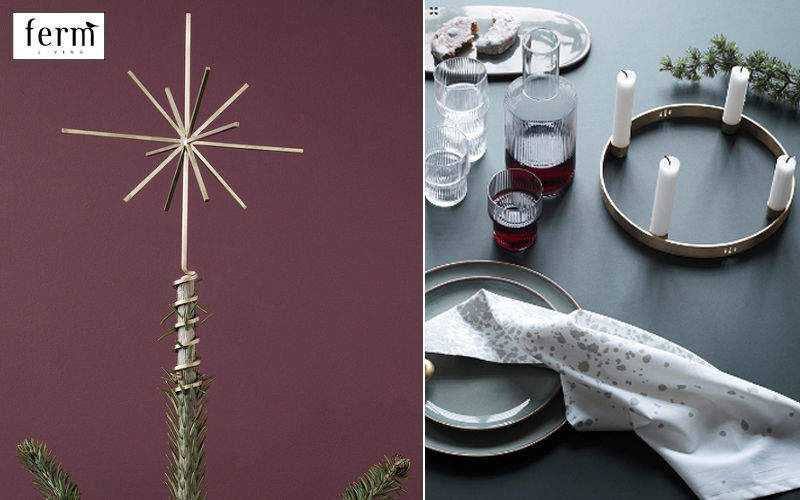 Ferm Living Etoile de Noël Noel Noël Mariage et Fêtes  |