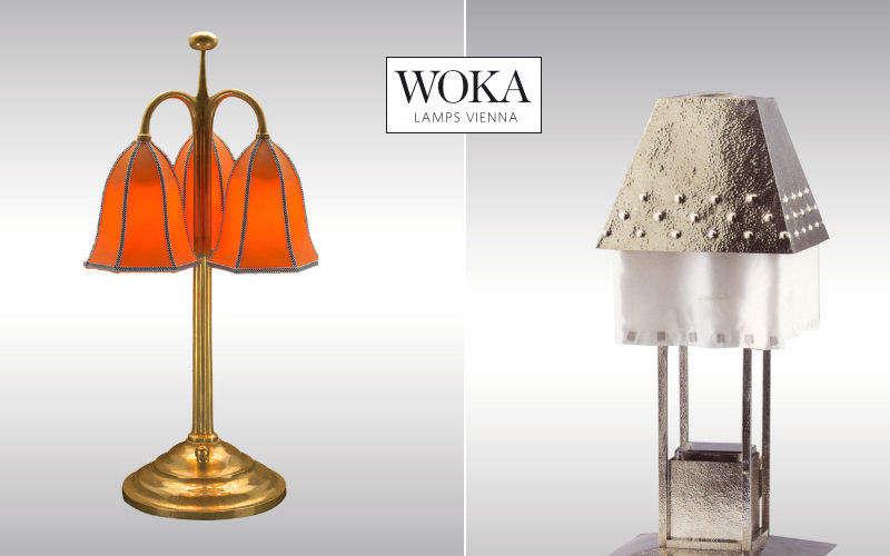 Woka Lampe à poser Lampes Luminaires Intérieur  |