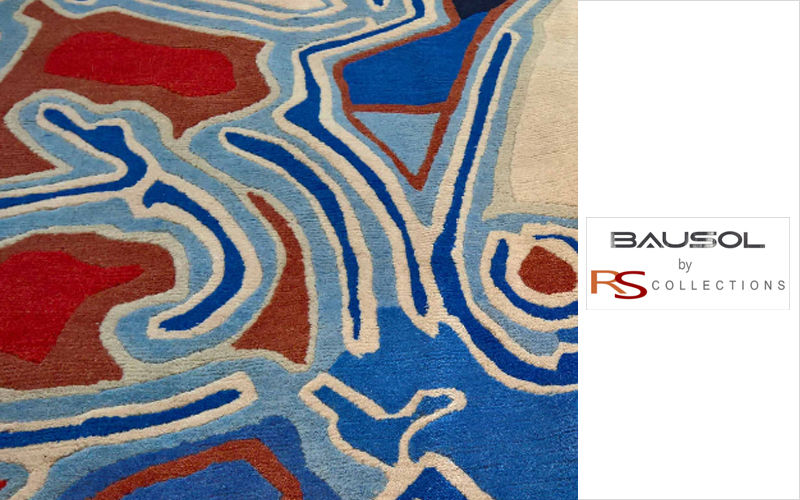 Bausol Tapis contemporain Tapis modernes Tapis Tapisserie  |