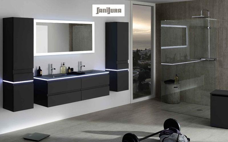 Sanijura Meuble de salle de bains Meubles de salle de bains Bain Sanitaires  |