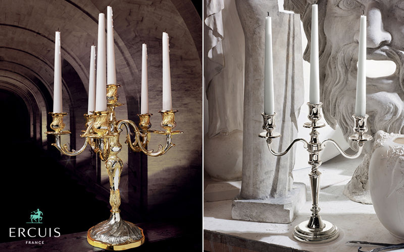 Ercuis Chandelier Bougies Bougeoirs Objets décoratifs  |