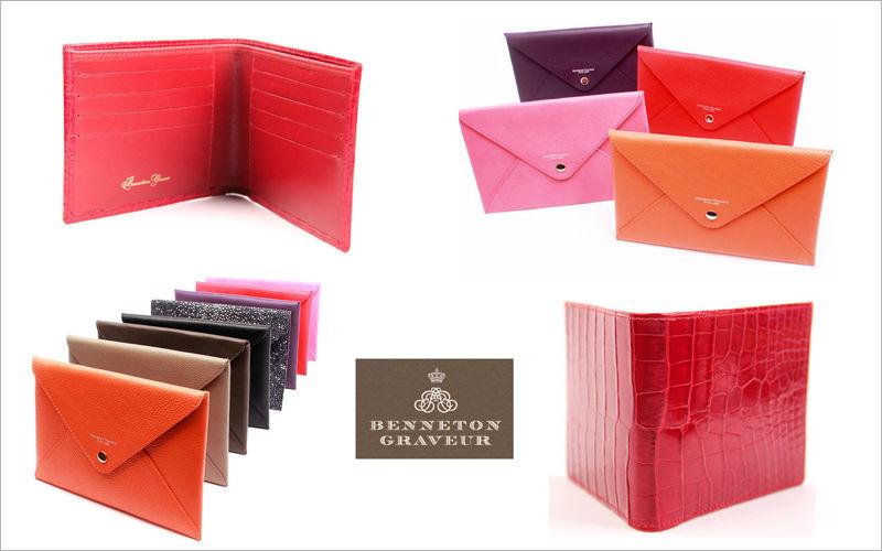 Benneton Porte-cartes de crédit sacs et accessoires En marge de la Déco  |