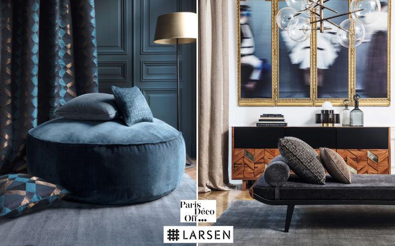Larsen Velours Tissus d'ameublement Tissus Rideaux Passementerie  |