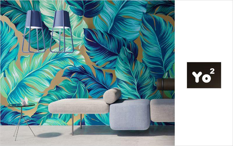 YO2 Papier peint Papiers peints Murs & Plafonds  |